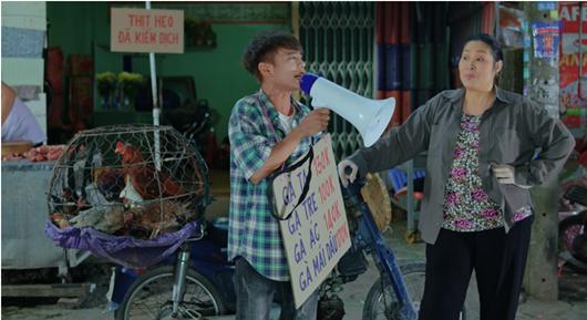 """NSND Hồng Vân giản dị kể chuyện gia đình vẫn đưa """"Đại Kê chạy đi"""" vào top thịnh hành YouTube - Ảnh 2"""