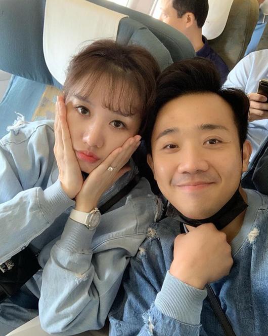 Cách ly xã hội cùng Trấn Thành, Hari Won than thở: Chẳng lẽ đuổi chồng ra khỏi nhà? - Ảnh 1