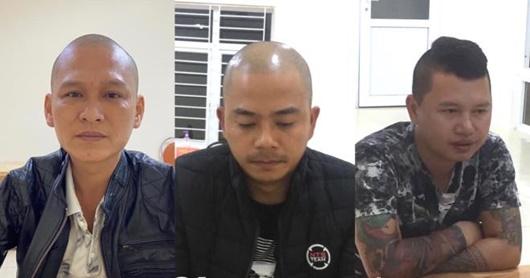Lâm Đồng: Bắt nhóm đòi nợ thuê đánh phụ nữ, ép viết giấy nợ - Ảnh 1
