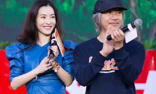 Lại rộ tin Châu Tinh Trì kết hôn cùng Trương Bá Chi, dân mạng phản hồi gây bất ngờ - Ảnh 2