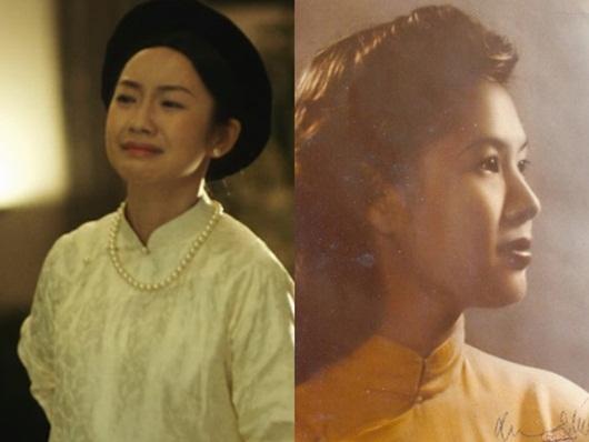 Nhan sắc hai mỹ nhân vào vai người tình vua Bảo Đại trong MV của Hòa Minzy - Ảnh 6