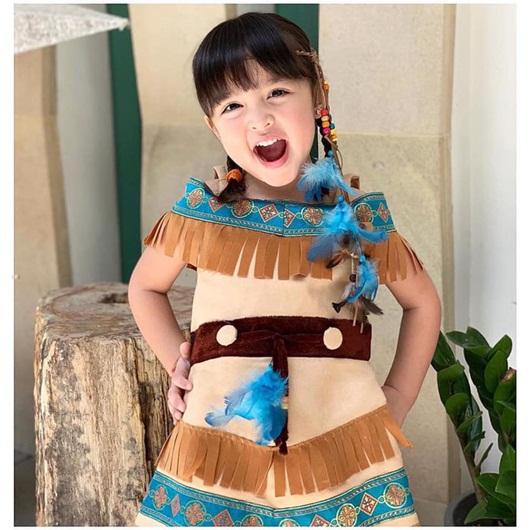 Con gái mỹ nhân đẹp nhất Philippines: Xinh như thiên thần, cát-xê quảng cáo cao ngất ngưởng - Ảnh 4