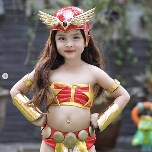 Con gái mỹ nhân đẹp nhất Philippines: Xinh như thiên thần, cát-xê quảng cáo cao ngất ngưởng - Ảnh 8
