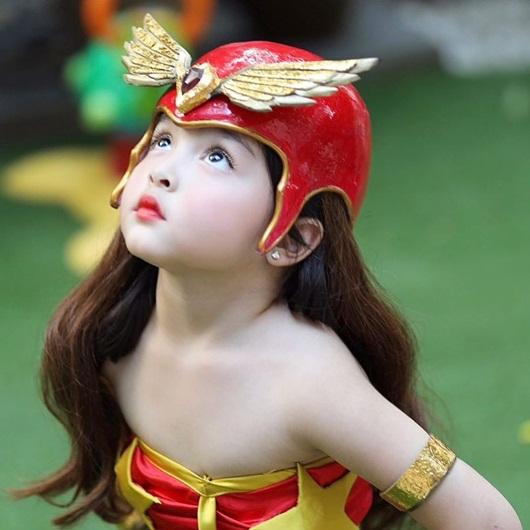 Con gái mỹ nhân đẹp nhất Philippines: Xinh như thiên thần, cát-xê quảng cáo cao ngất ngưởng - Ảnh 9