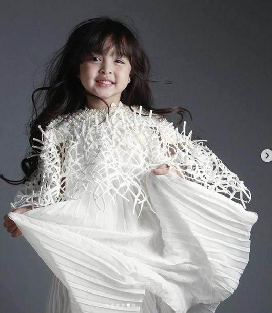 Con gái mỹ nhân đẹp nhất Philippines: Xinh như thiên thần, cát-xê quảng cáo cao ngất ngưởng - Ảnh 6