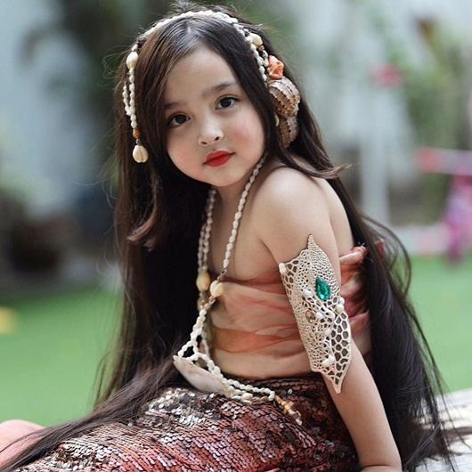 Con gái mỹ nhân đẹp nhất Philippines: Xinh như thiên thần, cát-xê quảng cáo cao ngất ngưởng - Ảnh 10