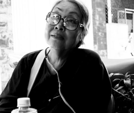 Nghệ sĩ cải lương Trang Thanh Xuân: Từ cô đào quyến rũ đến bà bán vé số ở nhà thuê, ăn bánh mì từ thiện - Ảnh 2