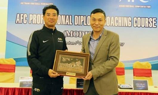 Hé lộ bất ngờ về tân Giám đốc kỹ thuật người Nhật của VFF - Ảnh 1