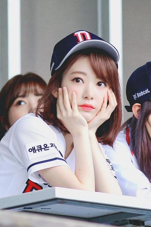 """Vẻ đẹp của tân binh Kpop người Nhật """"đánh bại"""" nhiều đàn chị trong bảng xếp hạng nhan sắc - Ảnh 4"""