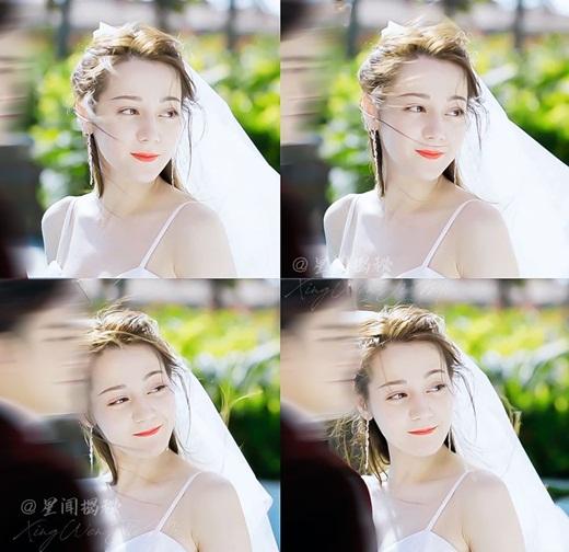 """Nhiệt Ba khoe nhan sắc diễm lệ khi diện váy cưới, """"body cực phẩm"""" là điều khiến dân tình trầm trồ - Ảnh 1"""