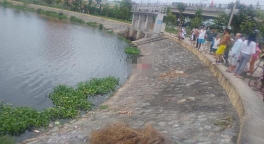 Nghệ An: Tìm người thân thi thể bé gái vớt lên từ hồ Cửa Nam - Ảnh 1