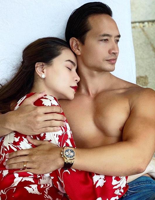 Rộ tin Hồ Ngọc Hà mang thai đôi với Kim Lý - Ảnh 3
