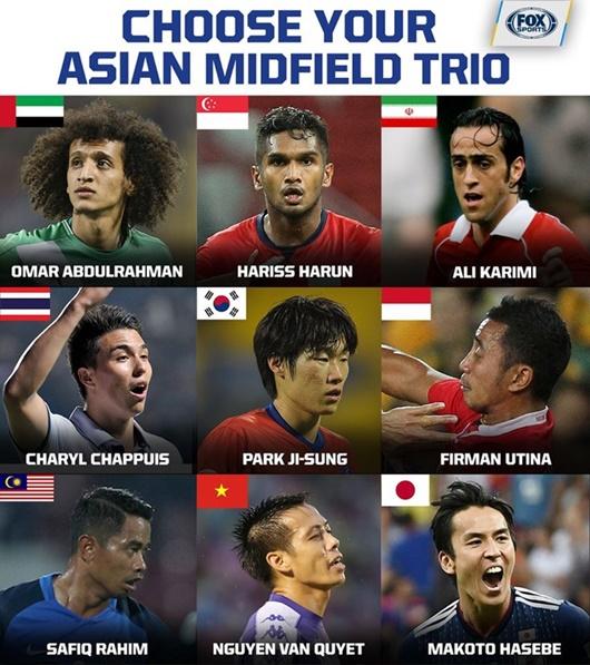 Tin tức thể thao mới nóng nhất ngày 30/5/2020: Văn Quyết thuộc top tiền vệ xuất sắc nhất châu Á - Ảnh 1