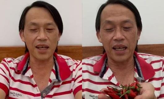 """Hoài Linh """"livestream bán hàng"""" giới thiệu sản phẩm tự làm """"giá cả hơi căng"""" khiến fan thích thú - Ảnh 1"""