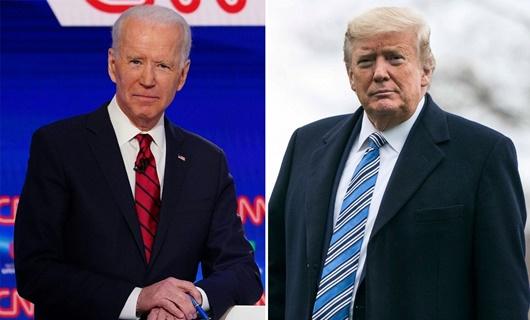 Bầu cử Tổng thống Mỹ: Ông Trump vượt ông Biden ở bang Iowa - Ảnh 1