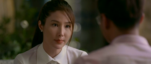 """Tình yêu và tham vọng tập 13: Linh chiếm được thiện cảm của """"crush"""" khiến Tuệ Lâm tức tối - Ảnh 1"""