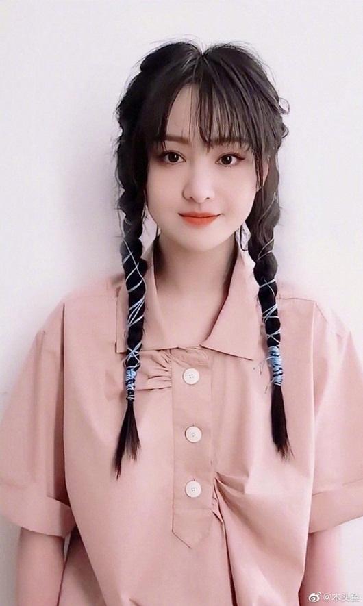 """Nhan sắc thanh thuần, đầy rung động của Trịnh Sảng năm 18 tuổi """"gây bão"""" Weibo - Ảnh 8"""