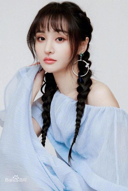 """Nhan sắc thanh thuần, đầy rung động của Trịnh Sảng năm 18 tuổi """"gây bão"""" Weibo - Ảnh 9"""