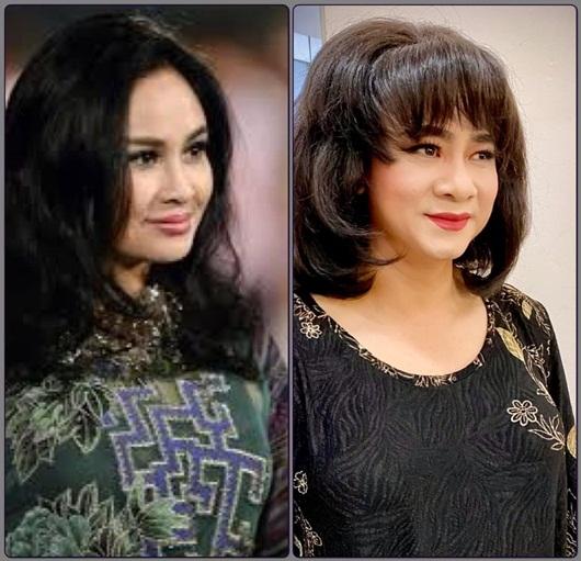 NSND Tự Long đăng ảnh giả gái khiến diva Thanh Lam thốt lên ngỡ ngàng - Ảnh 1