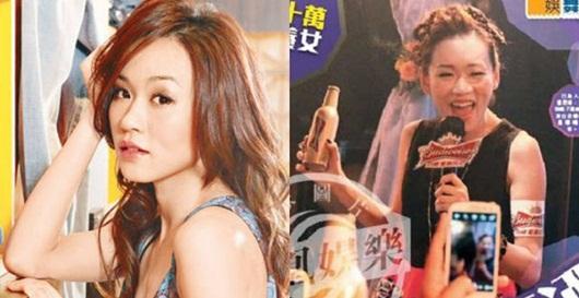 """Hoa hậu Hong Kong mang tiếng """"tham vàng bỏ ngãi"""" phải đi hát quán bar để nuôi con - Ảnh 2"""