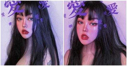 """Hotgirl xứ Trung tắt nhầm filter làm đẹp, cư dân mạng hoảng hốt: """"Lại một nữ thần nữa ra đi"""" - Ảnh 2"""