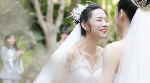 """Lễ cưới đồng tính đẹp như cổ tích của học trò """"Mai Siêu Phong"""" khiến dân mạng Cbiz xôn xao - Ảnh 6"""