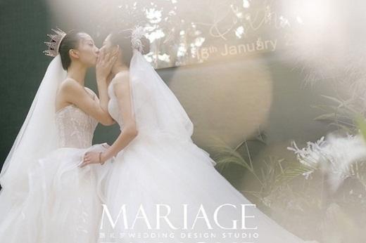 """Lễ cưới đồng tính đẹp như cổ tích của học trò """"Mai Siêu Phong"""" khiến dân mạng Cbiz xôn xao - Ảnh 7"""