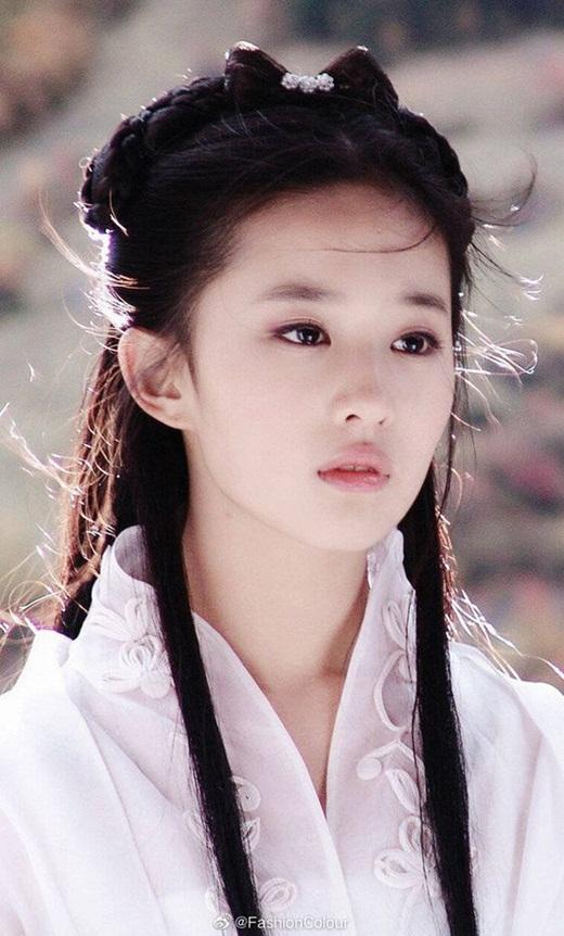 """Lưu Diệc Phi khiến fan """"lịm tim"""" với khoảnh khắc từ 14 năm trước, má phúng phính đáng yêu khó tả - Ảnh 5"""
