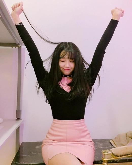 """Có một nữ idol Kpop """"bé hạt tiêu"""" nhưng body xuất sắc nhờ môn thể thao """"quý tộc"""" này - Ảnh 3"""