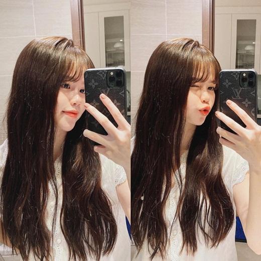 """Bạn gái Quang Hải lộ mặt mộc đẹp thế này, liệu anti-fan có """"tha"""" cho Huỳnh Anh một lần? - Ảnh 4"""