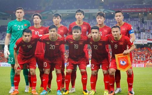 Tin tức thể thao mới nóng nhất ngày 12/6/2020: Vị trí của tuyển Việt Nam trên BXH FIFA tháng 6 - Ảnh 1