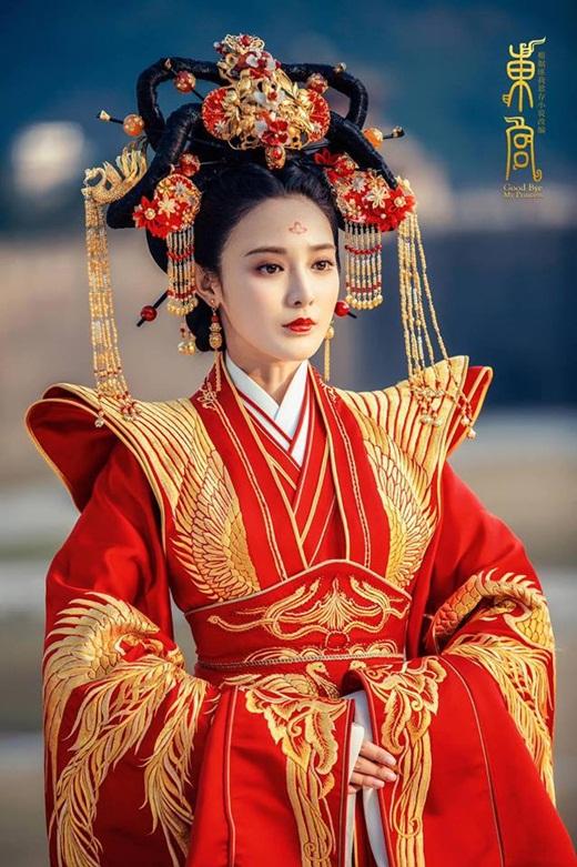 """Top mỹ nhân cổ trang Hoa ngữ: Bành Tiểu Nhiễm - Nhớ mãi """"hồng y nữ tử"""" Tiểu Phong mùa hè năm ấy - Ảnh 8"""