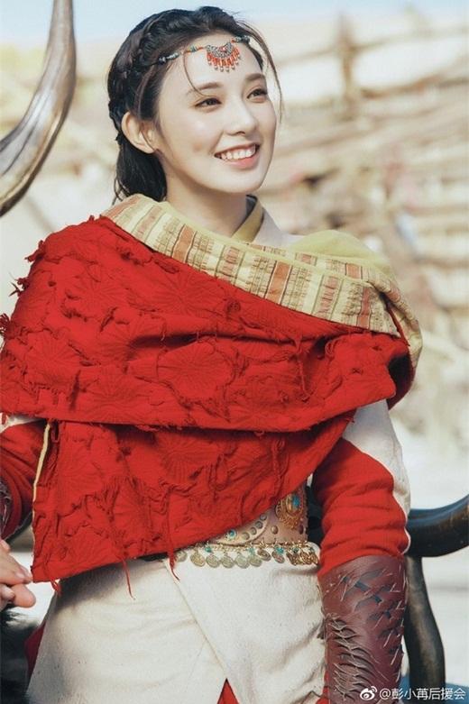"""Top mỹ nhân cổ trang Hoa ngữ: Bành Tiểu Nhiễm - Nhớ mãi """"hồng y nữ tử"""" Tiểu Phong mùa hè năm ấy - Ảnh 2"""