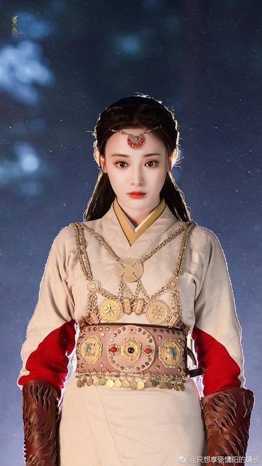 """Top mỹ nhân cổ trang Hoa ngữ: Bành Tiểu Nhiễm - Nhớ mãi """"hồng y nữ tử"""" Tiểu Phong mùa hè năm ấy - Ảnh 6"""