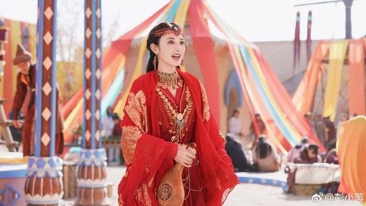 """Top mỹ nhân cổ trang Hoa ngữ: Bành Tiểu Nhiễm - Nhớ mãi """"hồng y nữ tử"""" Tiểu Phong mùa hè năm ấy - Ảnh 1"""