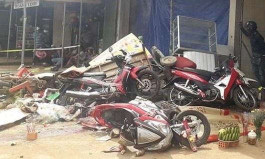 Danh tính các nạn nhân vụ xe tải lao vào chợ ở Đắk Nông khiến 10 người thương vong - Ảnh 1