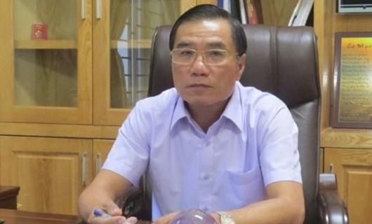 Kỷ luật cảnh cáo Phó Chủ tịch UBND tỉnh Thanh Hóa - Ảnh 1