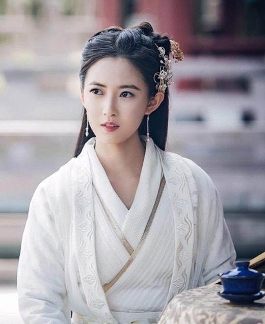 Top mỹ nhân cổ trang Hoa ngữ: Trần Ngọc Kỳ - Nàng công chúa xinh đẹp, si tình ai cũng muốn che chở - Ảnh 8