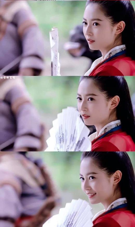 Top mỹ nhân cổ trang Hoa ngữ: Trần Ngọc Kỳ - Nàng công chúa xinh đẹp, si tình ai cũng muốn che chở - Ảnh 7