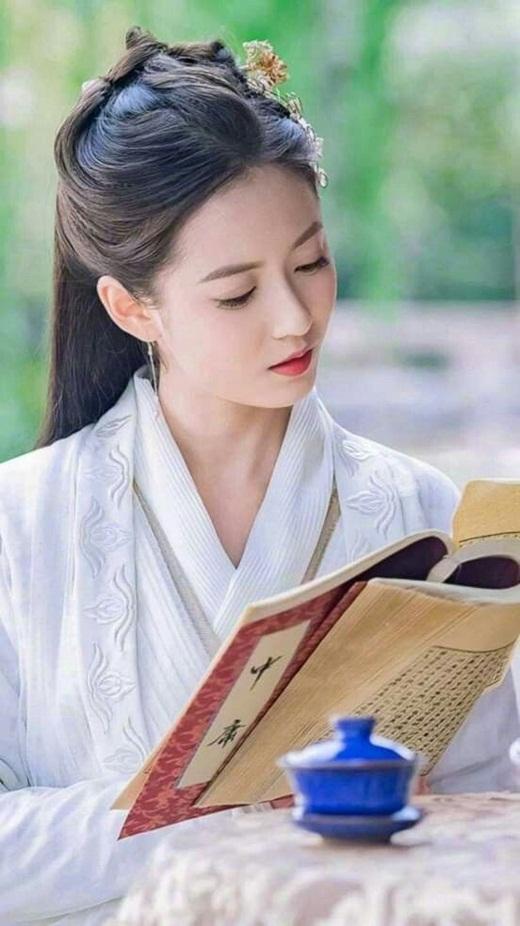 Top mỹ nhân cổ trang Hoa ngữ: Trần Ngọc Kỳ - Nàng công chúa xinh đẹp, si tình ai cũng muốn che chở - Ảnh 9