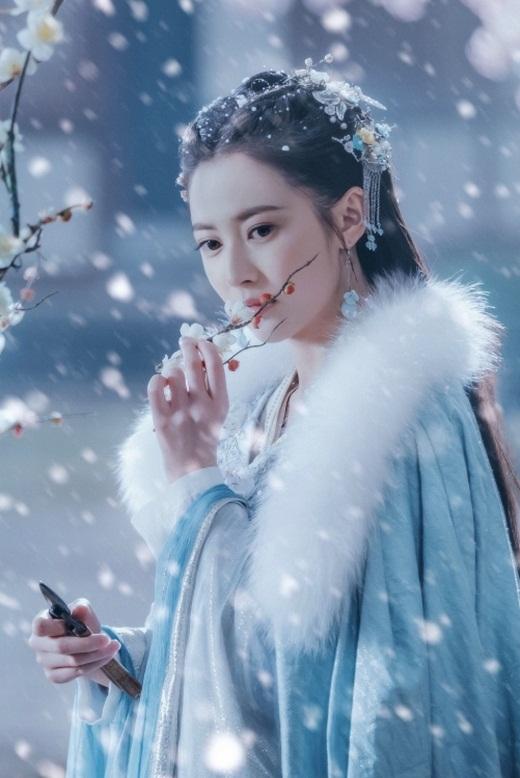 Top mỹ nhân cổ trang Hoa ngữ: Trần Ngọc Kỳ - Nàng công chúa xinh đẹp, si tình ai cũng muốn che chở - Ảnh 10