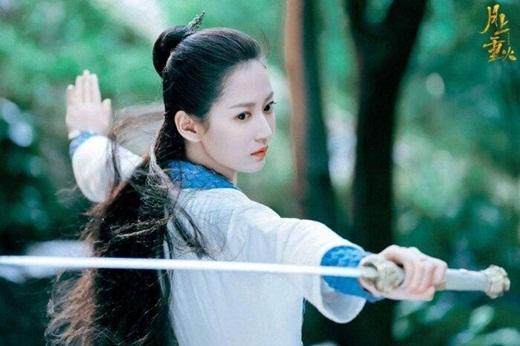 Top mỹ nhân cổ trang Hoa ngữ: Trần Ngọc Kỳ - Nàng công chúa xinh đẹp, si tình ai cũng muốn che chở - Ảnh 15