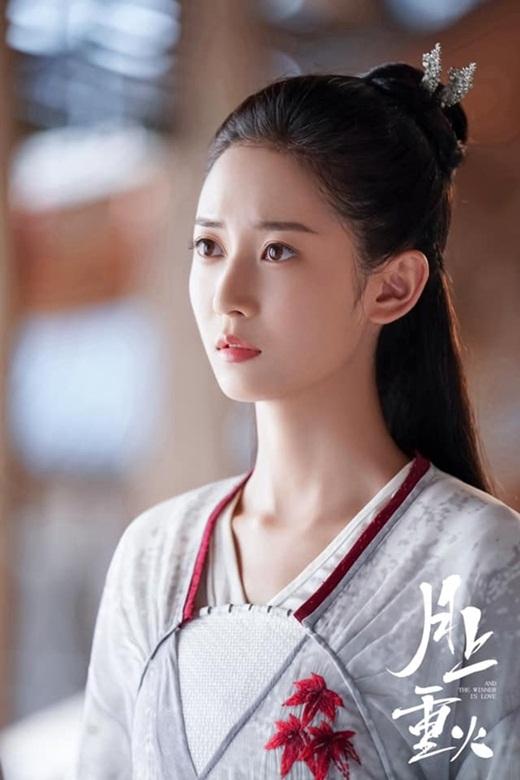 Top mỹ nhân cổ trang Hoa ngữ: Trần Ngọc Kỳ - Nàng công chúa xinh đẹp, si tình ai cũng muốn che chở - Ảnh 14