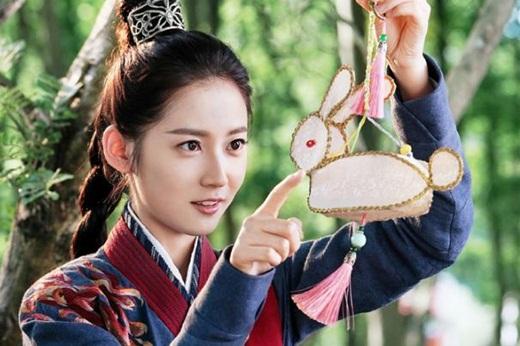 Top mỹ nhân cổ trang Hoa ngữ: Trần Ngọc Kỳ - Nàng công chúa xinh đẹp, si tình ai cũng muốn che chở - Ảnh 12