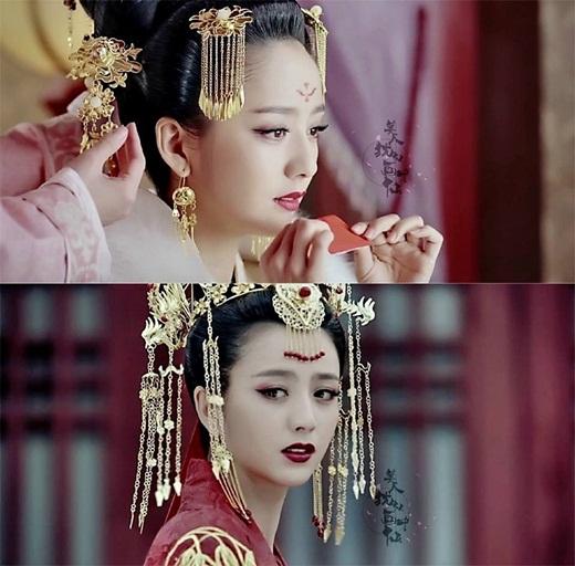 """Top mỹ nhân cổ trang Hoa ngữ: Đồng Lệ Á - Người đẹp Tân Cương duy nhất khiến công chúng biết thế nào là """"phong hoa tuyệt đại"""" - Ảnh 12"""