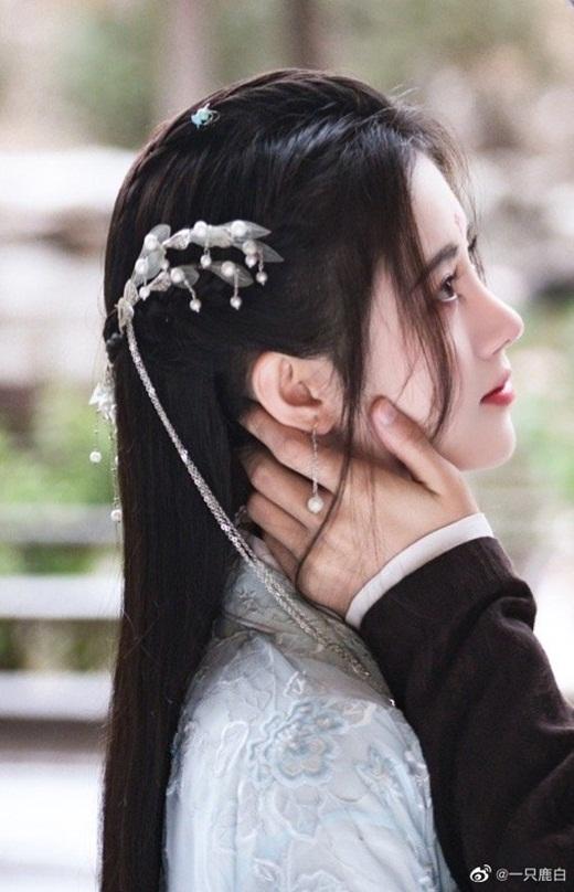 """Top mỹ nhân cổ trang Hoa ngữ: Cúc Tịnh Y - """"Mỹ nữ 4000 có một"""" khiến khán giả thấm thế nào là """"nhất tiếu khuynh thành"""" - Ảnh 10"""