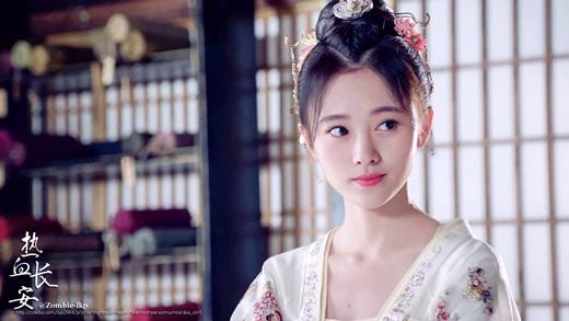 """Top mỹ nhân cổ trang Hoa ngữ: Cúc Tịnh Y - """"Mỹ nữ 4000 có một"""" khiến khán giả thấm thế nào là """"nhất tiếu khuynh thành"""" - Ảnh 7"""