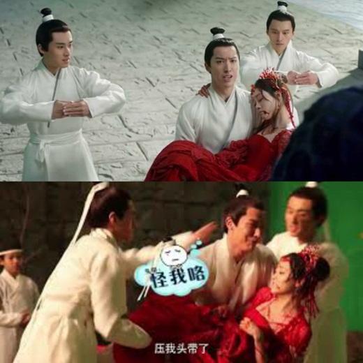"""""""Ôm công chúa"""" trong phim Hoa ngữ: Nhiều nam thần đẹp trai ngời ngời mà """"yếu ớt"""" không ngờ - Ảnh 11"""