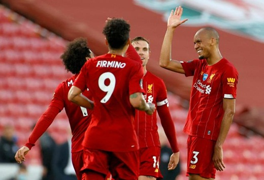 Tin tức thể thao mới nóng nhất ngày 25/6/2020: Liverpool tiến sát chức vô địch Ngoại hạng Anh - Ảnh 1