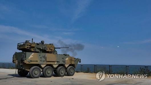 Quân đội Hàn Quốc triển khai hệ thống phòng không di động mới - Ảnh 1